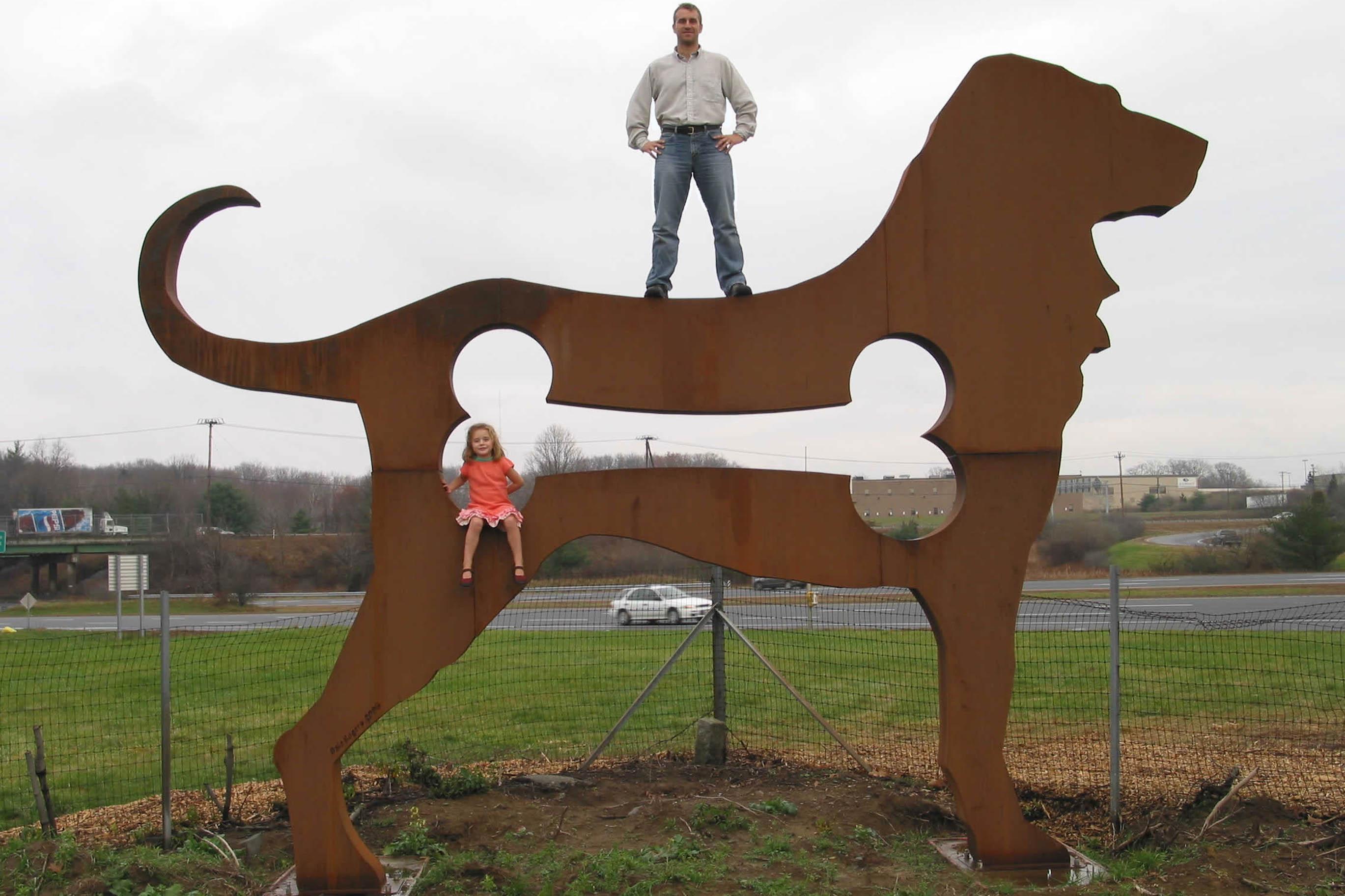 16 foot dog